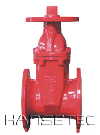Buried Non-Rising Gate Valve